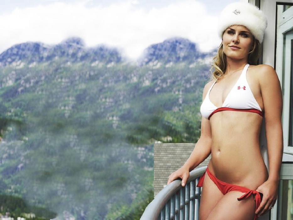 Lindsey Vonn: Would You? Gallery