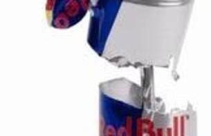Red Bull Can Art Gallery