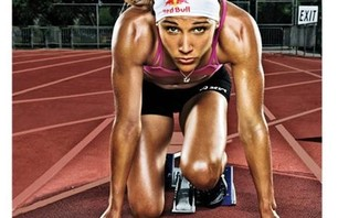 Lolo Jones Gallery