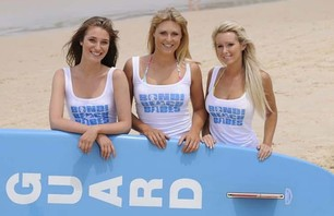Bikini Babes of Bondi Beach Australia