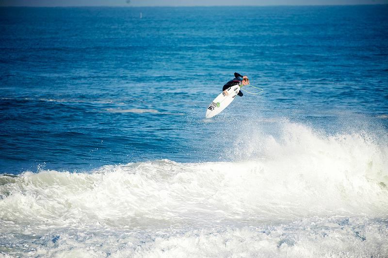 Stunning Surf Imagery from the Quiksilver Pro France 2012 (w/Video)