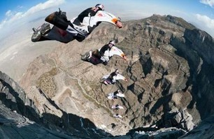 Wingsuit Flying is Boss (w/video)