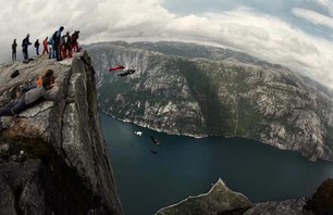 Wingsuit Gallery
