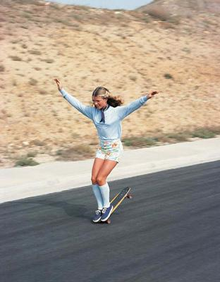 Girls with Skateboards Part 2 (w/video)