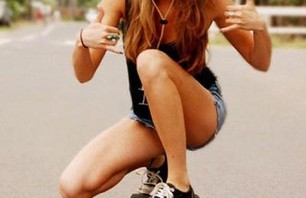 Girls with Skateboards Part 2 (w/video) Photo 0016