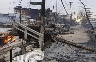 New York\'s Famed Surf Spot - Rockaway Beach Obliterated (W/VIDEO) Photo 0018