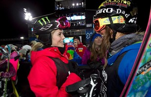 X Games Ski Superpipe Women\'s Final Gallery