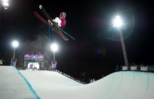 X Games Ski Superpipe Women\'s Final Gallery Photo 0004