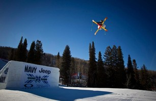 Winter X Games Men\'s Ski Slopestyle Finals Gallery