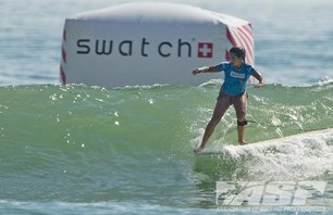 Satch Girls Pro Final Day Action Gallery