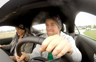 Danny MacAskill and Conti athletes Go Driving
