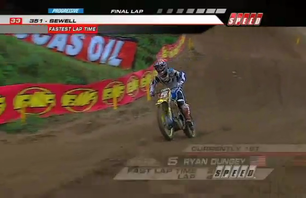Spring Creek 450 Video Recap
