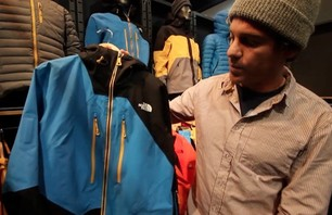 SIA 2013 - The North Face Steep Series