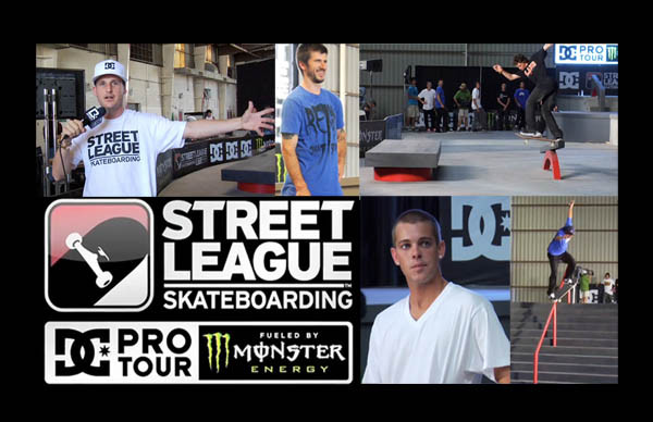 Street League Practice - Behind the Scenes