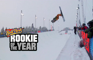 Ball Park Rookie of the Year - Ski