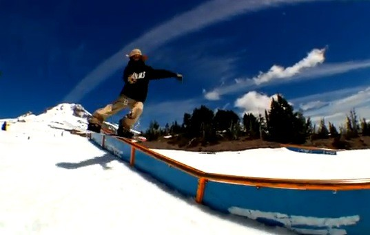 ThirtyTwo\'s Shred and Destroy - Timberline Public Park