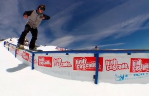 Shred and Destroy - High Cascade Snowboard Camp