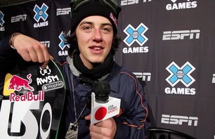 Mark McMorris - X Games Aspen 2013 - Big Air Silver Medalist