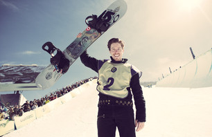 Shaun White Wins Burton US Open of Snowboarding