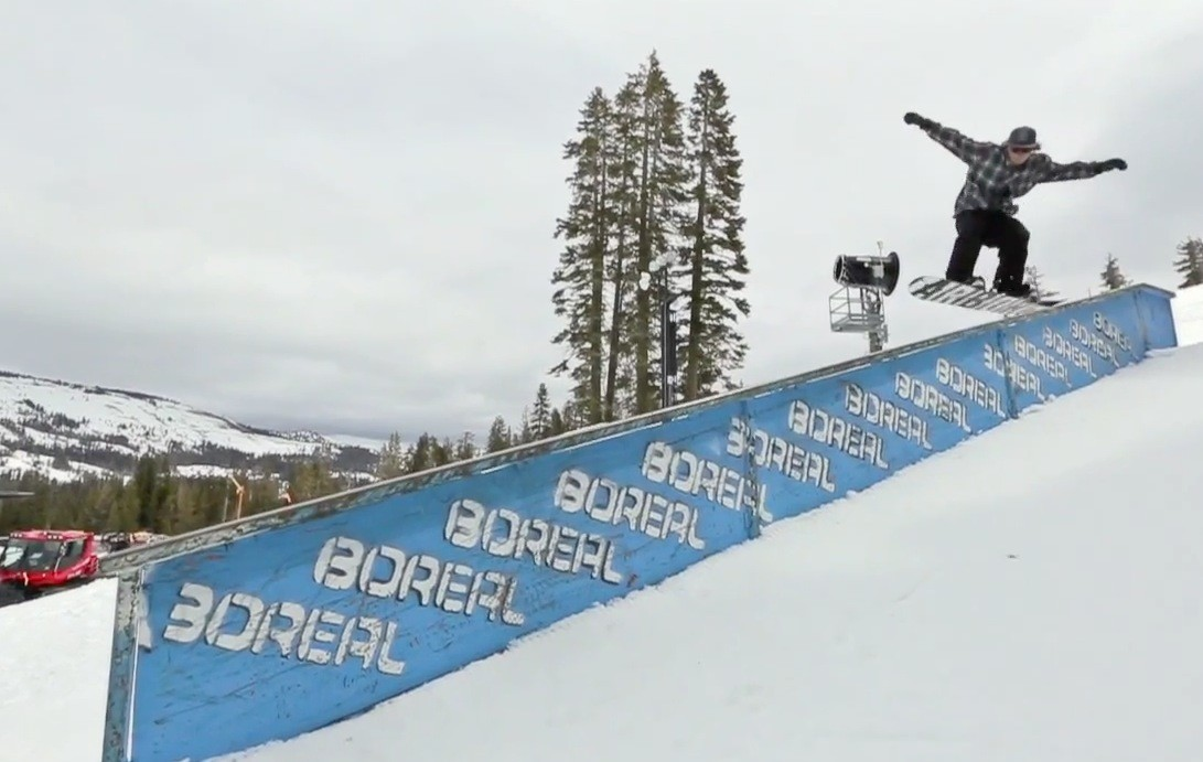 Arbor Snowboards: The Boreal Sessions