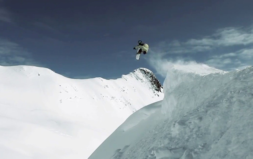 K2 Snowboarding 11/12 Team Video - Part 1 - Intro & Robbie Walker