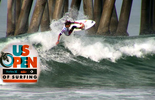 US Open of Surf 2010 Highlights - Day 2