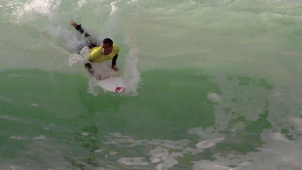 Quiksilver Pro France 2012 - Surfdome Trials Highlights