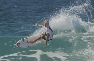 Quik Pro Surfing Trials Highlights 2011 + King of Groms