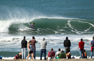 Rip Curl Pro Search 2011 - Day 1 Highlights [Video]