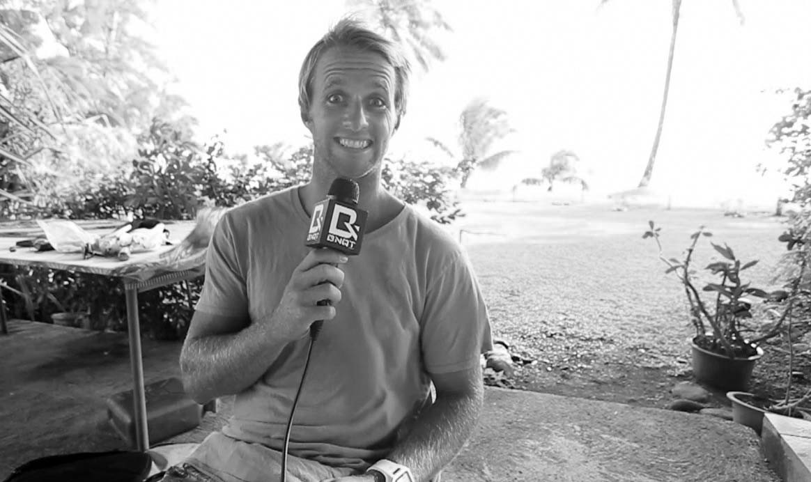 BNQT Exclusive - Josh Kerr  Q&A - Billabong Pro 2012