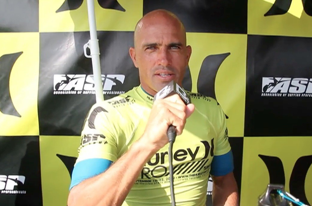 BNQT Exclusive - Kelly Slater on his Win at Hurley Pro 2012