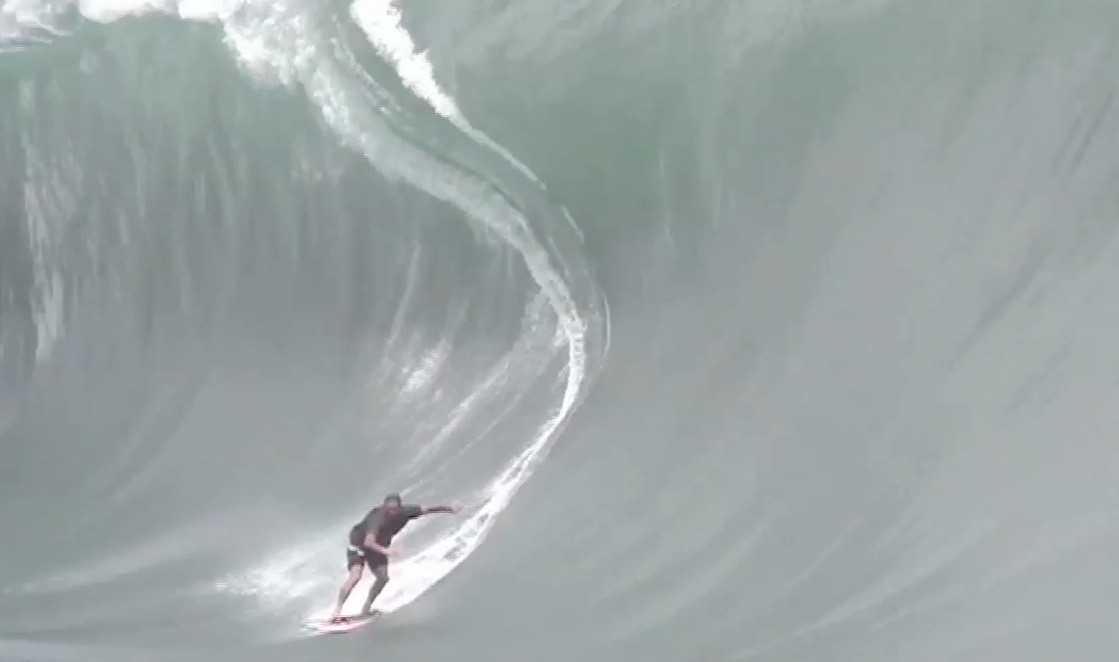 Nathan Fletcher\'s Code Red Ride at Teahupoo