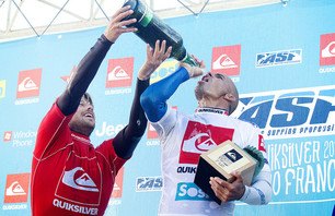 Quiksilver Pro France 2012 - Highlights - Final Day