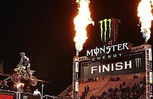 Monster Energy Supercross in SLC