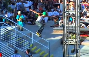 Maloof Money Cup Best Trick Video
