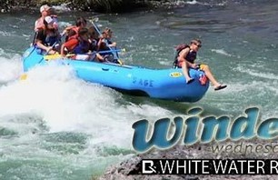 Windells Wednesdays - White Water Rafting
