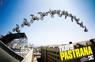 Travis Pastrana and Jolene Van Vugt Return to MTV for 2nd Season of Nitro Circus