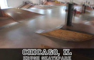 Free Flow - Chicago - Krush Skatepark