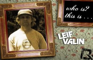 Who Is? This Is... - Leif Valin