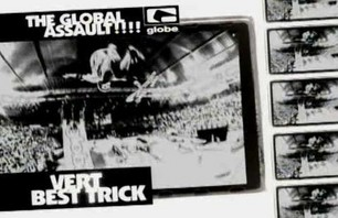 Global Assault - Vert Best Trick