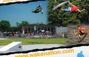 Wakeboard Cable National Championships, July 30-August 1st.