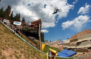 Crankworx Colorado and Adidas Slopestyle Results