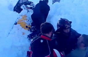 Snowmobiler Rescued From Avalanche After 23 Minutes
