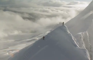 Heli-Skiing in Haines