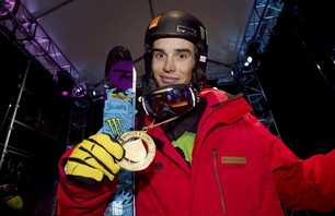 Kevin Rolland (Gold), Men\'s Ski SuperPipe Awards at Winter X Games 15 Credit: Tomas Zuccareno