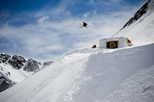Red Bull Cold Rush Slopestyle 2012