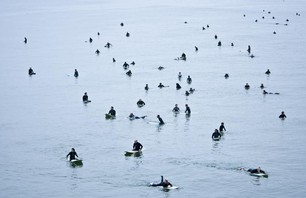 U.S. Open of Surfing  - Day 1 Gallery