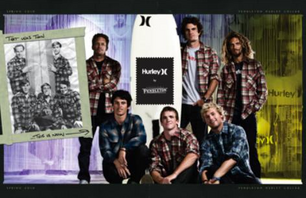 Hurley Pendleton Collection