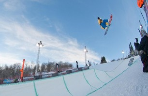 Men\'s Snowboard Free Flow Tour Finals 2011