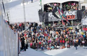 Gatorade Free Flow Tour Freeski Superpipe Finals 2011 Photo 0002